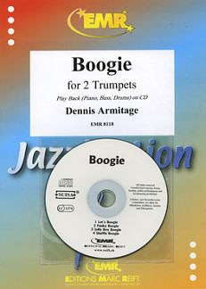 Dennis Armitage: Boogie + CD