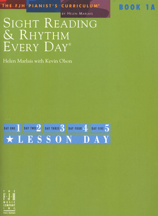 Helen Marlais et al.: Sight Reading & Rhythm Every Day 1A