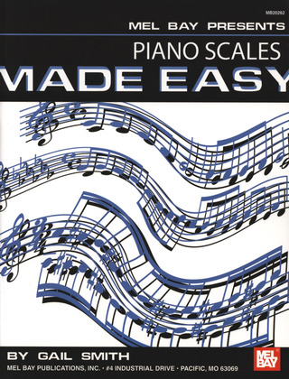 Gail Smith: Piano Scales Made Easy