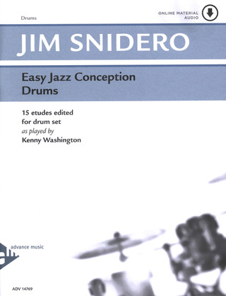 Jim Snidero: Easy Jazz Conception – Drums