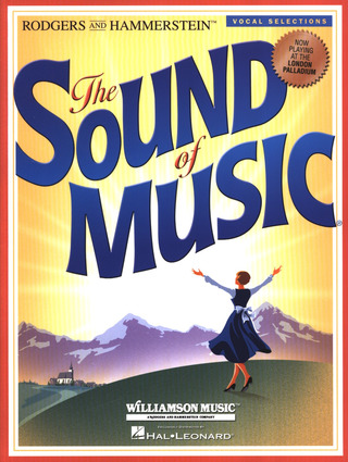 Richard Rodgers: Richard Rodgers/Oscar Hammerstein: The Sound Of Music - Vocal Selectio