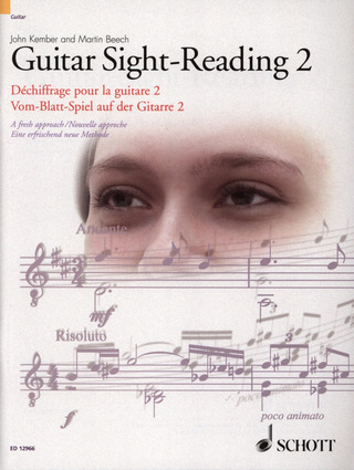 John Kember: Guitar Sight-Reading 2