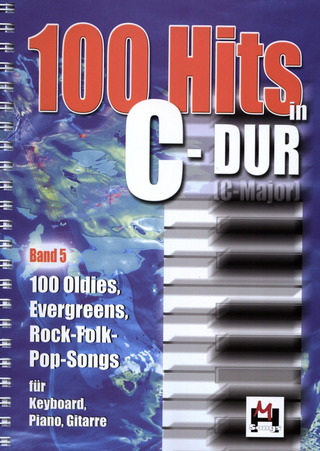 100 Hits in C-Dur 5