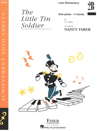 James Lynam Molloy: Piano Adventures 2B – The Little Tin Soldier
