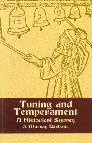 James Murray Barbour: Tuning and Temperament