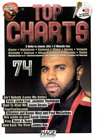 CD Pink Rihanna EH 3835 Cro Linkin Park /% HAGE TOP CHARTS 63 Songbook