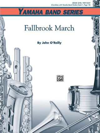 John O'Reilly: Fallbrook March