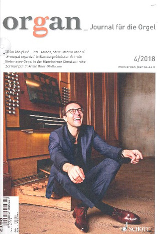 organ - Journal für die Orgel 2018/04