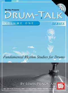 Lewis Pragasam: Drum-Talk 1