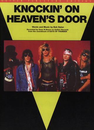 Guns N' Roses: Knockin' On Heaven's Door Tab Guns 'N' Roses