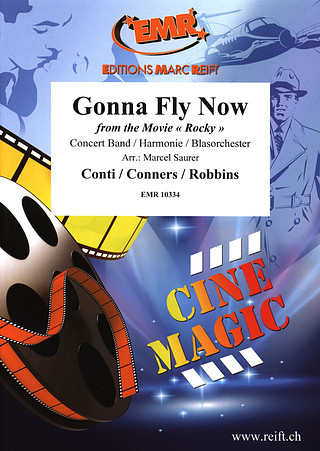 Conti/Conners/Robbins: Gonna Fly Now (Rocky)