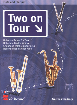 Fons van Gorp: Two On Tour