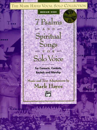7 Psalms and Spiritual Songs for Solo Voice