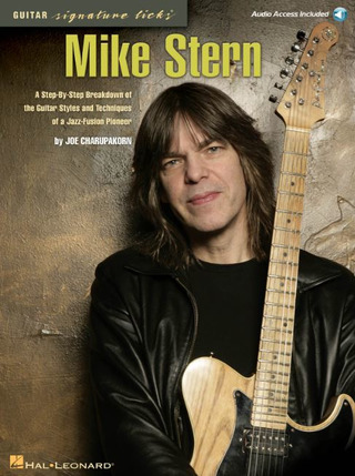 Mike Stern – Guitar Signature Licks