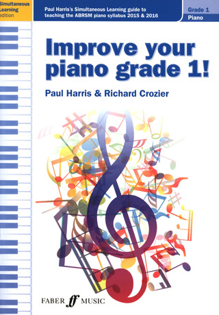 Paul Harris m fl.: Improve your piano grade 1!