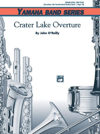 John O'Reilly: Crater Lake Overture