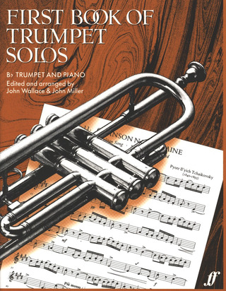 First Book Of Trumpet Solos (L)