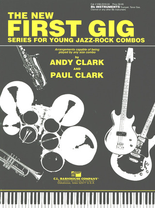 Clark Andy + Clark Paul: New First Gig