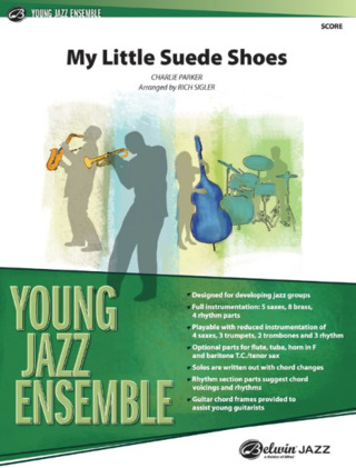 Charlie Parker: My Little Suede Shoes