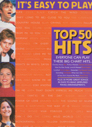 It's Easy to Play – Top 50 Hits 4