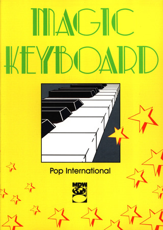 Magic Keyboard - Country & Western 1