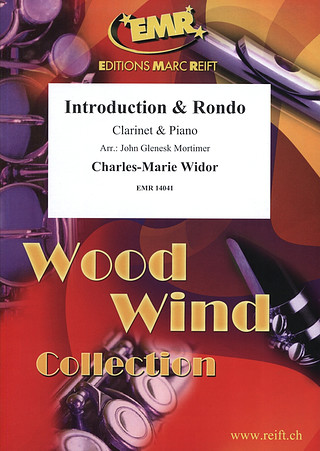 Charles Marie Widor: Introduction & Rondo