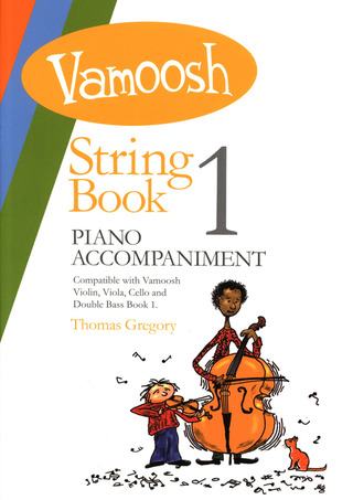 Thomas Gregory: Vamoosh String Book 1