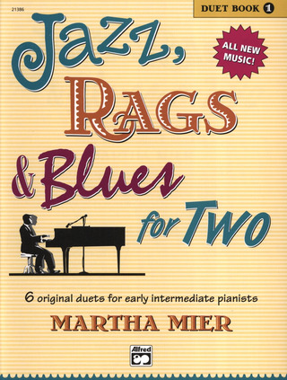 Martha Mier: Jazz, Rags & Blues for Two 1