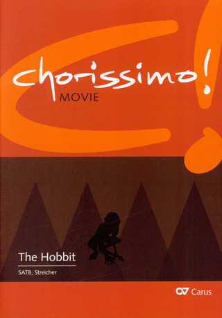chorissimo! MOVIE 2 – The Hobbit (SATB)