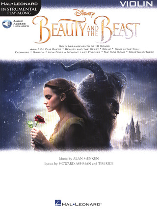 Alan Menken: Beauty And The Beast: Violin