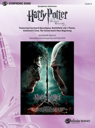 Alexandre Desplat: Symphonic Suite from Harry Potter and the Deathly Hallows