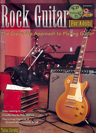 Hurwitz Tobias: Rock Guitar For Adults