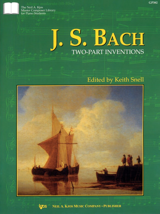 Johann Sebastian Bach: Two-Part Inventions