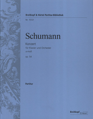 Robert Schumann: Piano Concerto in A minor op. 54