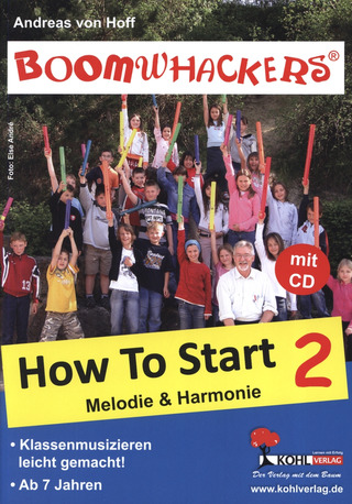 Andreas von Hoff: Boomwhackers - How To Start 2