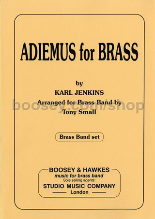 Karl Jenkins: Adiemus For Brass