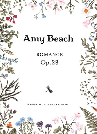 Amy Beach: Romance op. 23