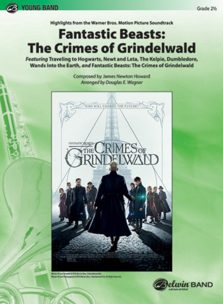 James Newton Howard: Fantastic Beasts: Crimes of Grindelwald
