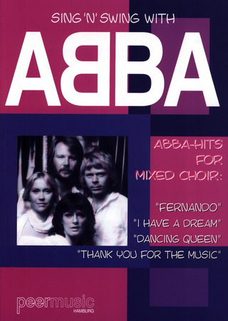 ABBA: Sing 'n' Swing With Abba