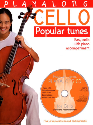 Playalong Cello Popular Tunes
