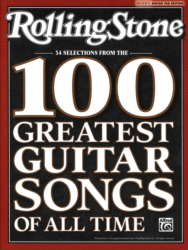 Rolling Stone - The greatest Guitar Songs