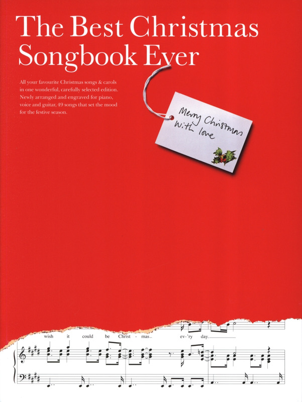 Best Christmas Songbook Ever Pvg