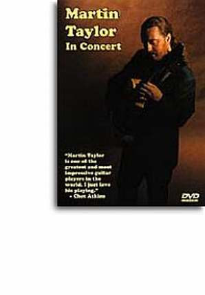 Taylor Martin: Taylor, M In Concert Dvd