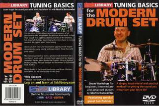 Ranscombe Martin: Tuning Basics For The Modern Drum Set