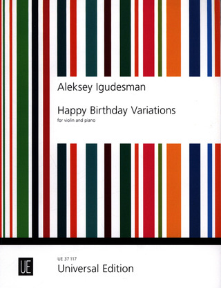 Aleksey Igudesman: Happy Birthday Variations