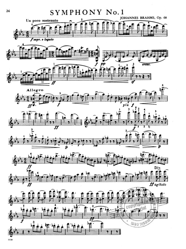 Orchestral Excerpts 1 (2)
