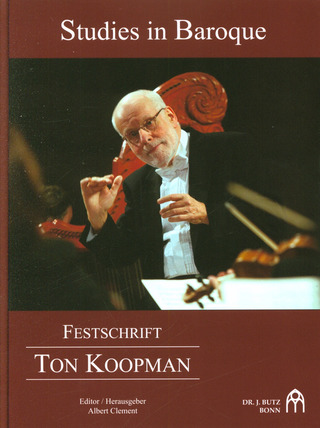 Ton Koopman: Studies in Baroque