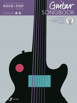 Guitar Songbook Grade 4-5 (with CD)