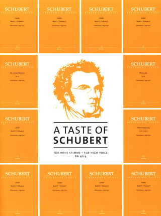 Franz Schubert: A Taste of Schubert