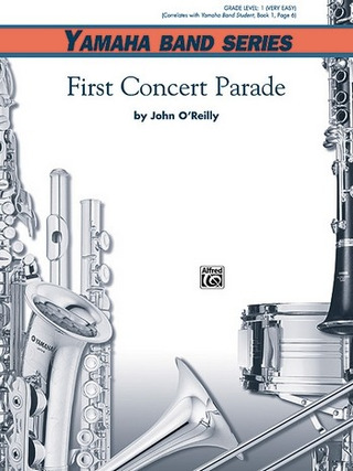 John O'Reilly: First Concert Parade